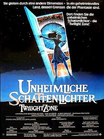 Poster of Twilight Zone - Unheimliche Schattenlichter
