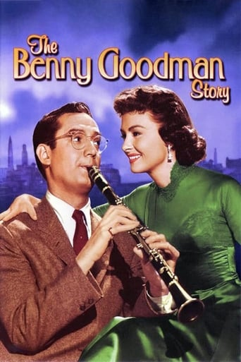 Poster of The Benny Goodman Story