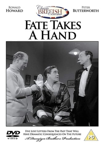 Poster of Fate Takes a Hand