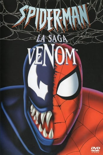 Poster of Spider-Man: The Venom Saga