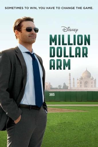 Poster of Milionový nadhazovač