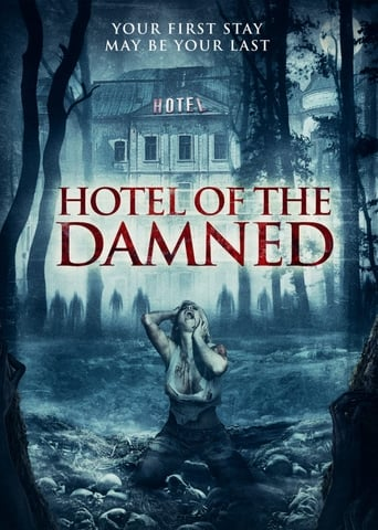 Poster of Hotel of the Damned