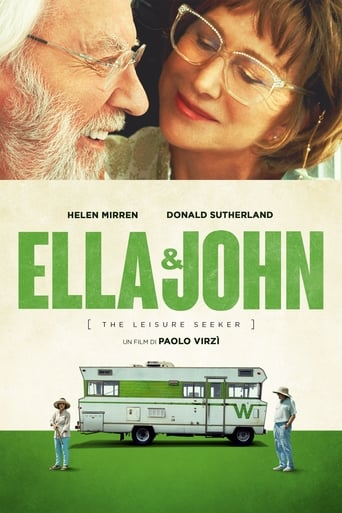 Poster of Ella & John - The leisure seeker