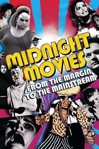 Poster of Midnight Movies: From the Margin to the Mainstream