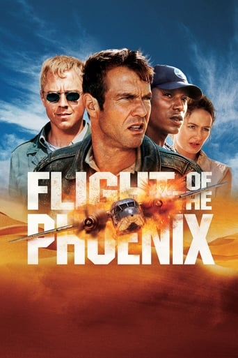 Poster of Flight of the Phoenix