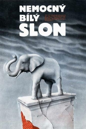 Poster of Nemocný bílý slon