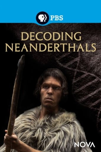 Poster of Decoding Neanderthals