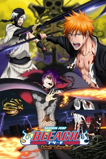 Poster of Bleach the Movie: Hell Verse