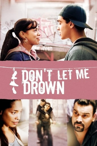 Poster of Don't Let Me Drown