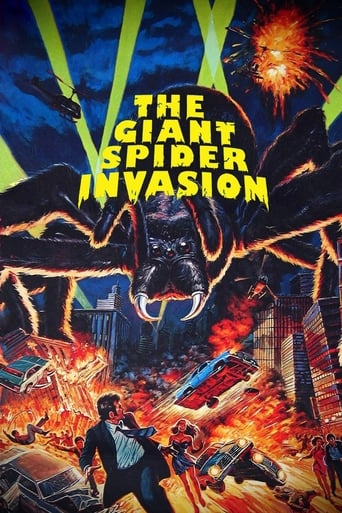Poster of The Giant Spider Invasion