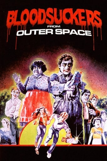 Poster of Bloodsuckers from Outer Space