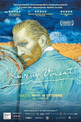 Poster of Loving Vincent