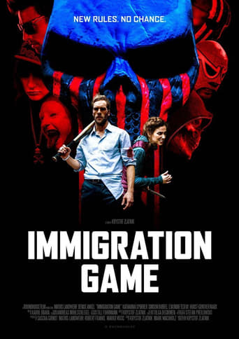 Poster of Immigration Game