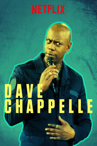 Poster of Dave Chappelle