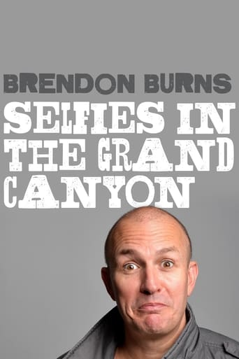Poster of Brendon Burns: Selfies in the Grand Canyon
