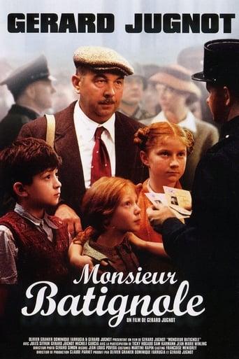 Poster of Monsieur Batignole
