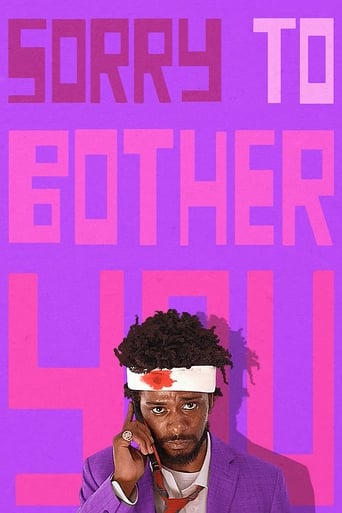 Poster of Sorry to Bother You