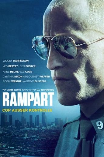 Filmplakat von Rampart - Cop außer Kontrolle