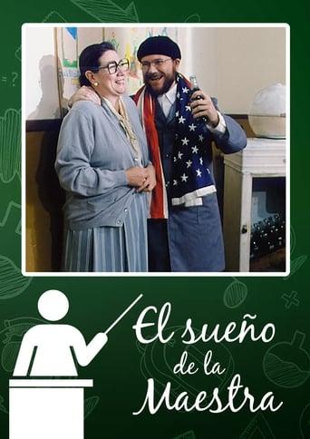 Poster of El sueño de la maestra