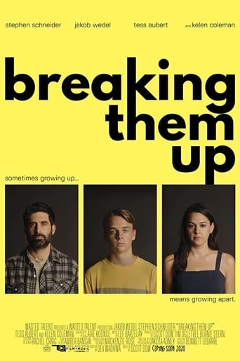 Poster of Breaking Them Up