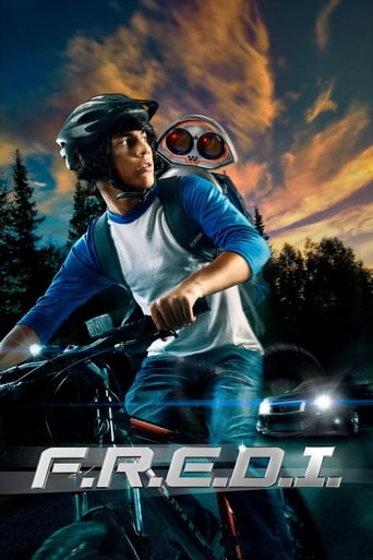 Poster of F.R.E.D.I.
