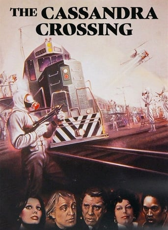 Poster of The Cassandra Crossing
