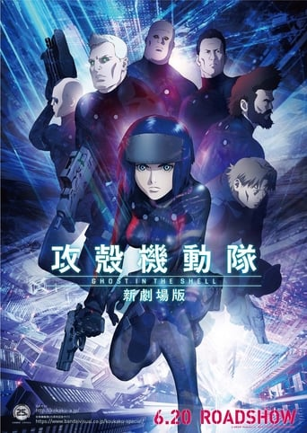 Ghost in the Shell : The New Movie