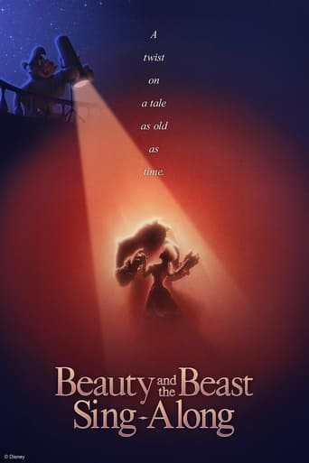 Poster of Beauty and the Beast Sing-Along