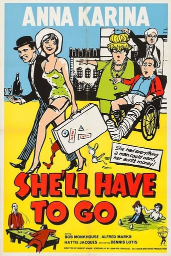Poster of She'll Have to Go