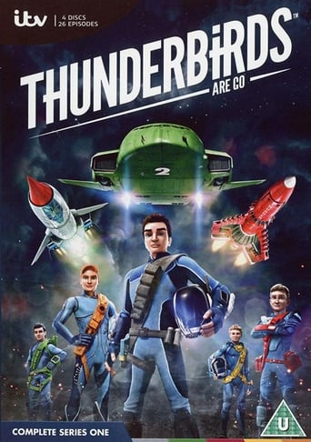 Poster of Thunderbirds Are Go!