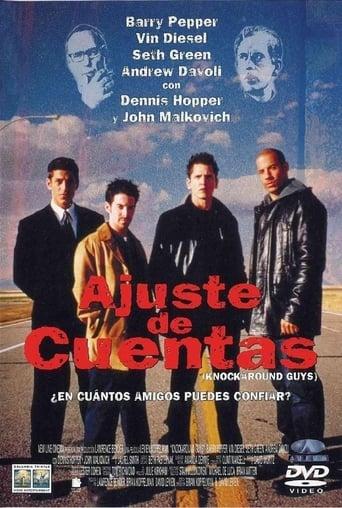 Poster of Ajuste de cuentas