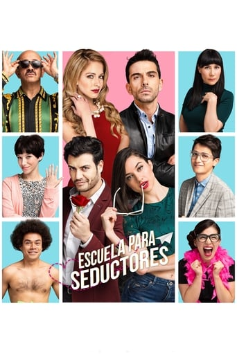 Poster of The Seduction School