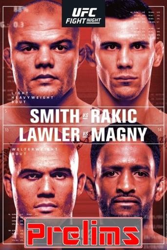 UFC Fight Night 175: Smith vs. Rakic - Prelims