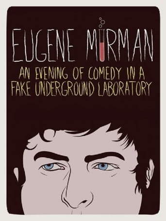 Poster of Eugene Mirman: An Evening of Comedy in a Fake Underground Laboratory