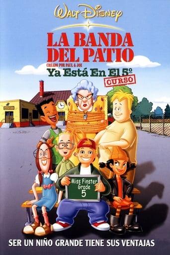 Poster of La Banda del patio ya esta en 5º Curso