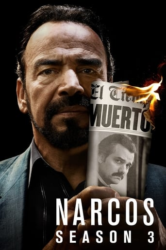 Narkotikų prekeiviai / Narcos (2017) 3 Sezonas