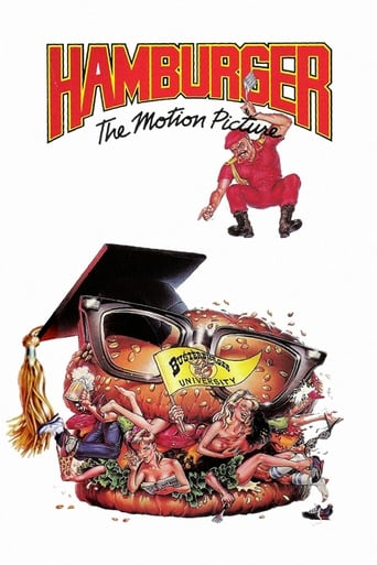 Poster of Hamburger: The Motion Picture