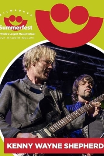 Poster of Kenny Wayne Shepherd: Summerfest 2015