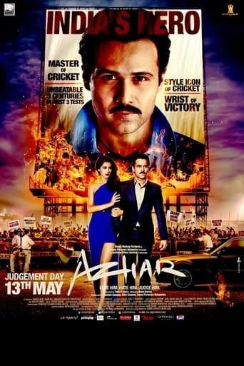 Poster of Azhar