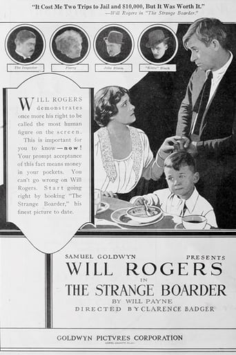 Poster of The Strange Boarder
