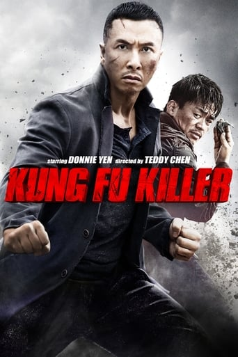 Poster of Kung Fu Jungle