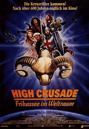Poster of The High Crusade