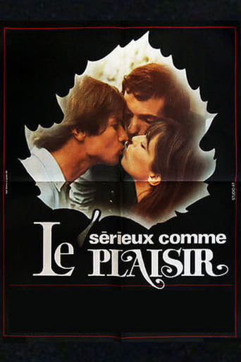 Poster of Serious as Pleasure