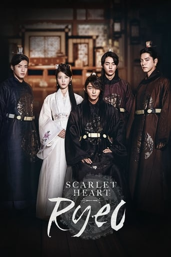 Poster of Scarlet Heart: Ryeo