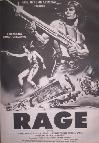 Poster of A Man Called Rage