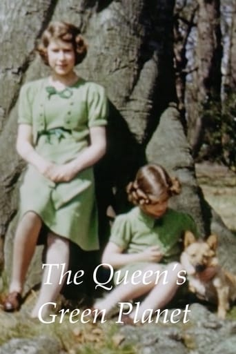 Poster of The Queen's Green Planet