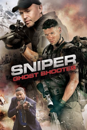 Poster of Sniper: Ghost Shooter