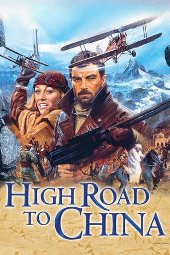 Poster of High Road to China