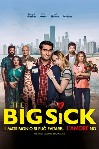 Poster of The Big Sick: Il matrimonio si può evitare... l'amore no