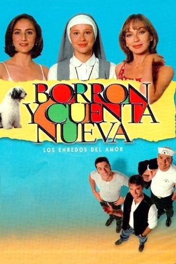 Poster of Borrón y cuenta nueva